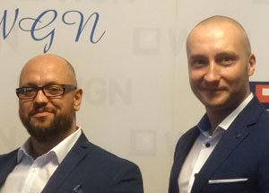 Promowanie nieruchomości poprzez media społecznościowe, Krzysztof Badań i Rafał Kampczyk, WGN